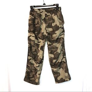 Starter Camouflage Lined Athletic Pants Boys 8